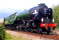 Tornado Grosmont to Crewe